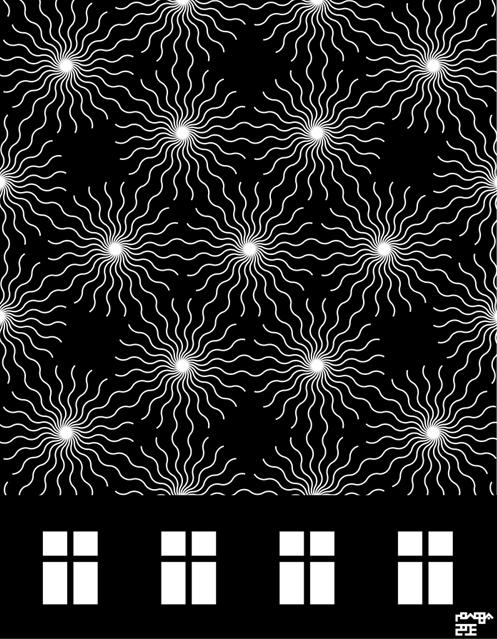 Звёзды над домом