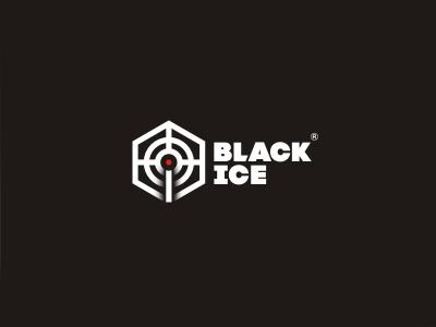 """Логотип + Фирменный стиль для компании """"BLACK ICE"""" фото f_94056dd43d624bf6.jpg"""