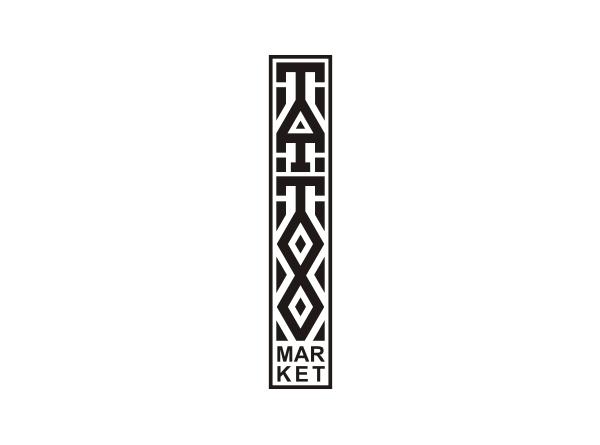 Редизайн логотипа магазина тату оборудования TattooMarket.ru фото f_9495c3918003e370.jpg