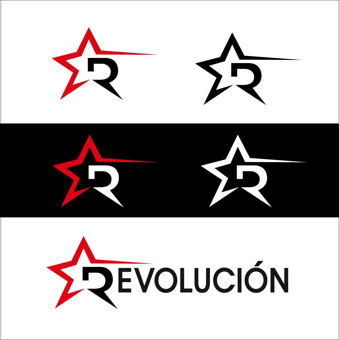 Разработка логотипа и фир. стиля агенству Revolución фото f_4fbcc60d09294.jpg