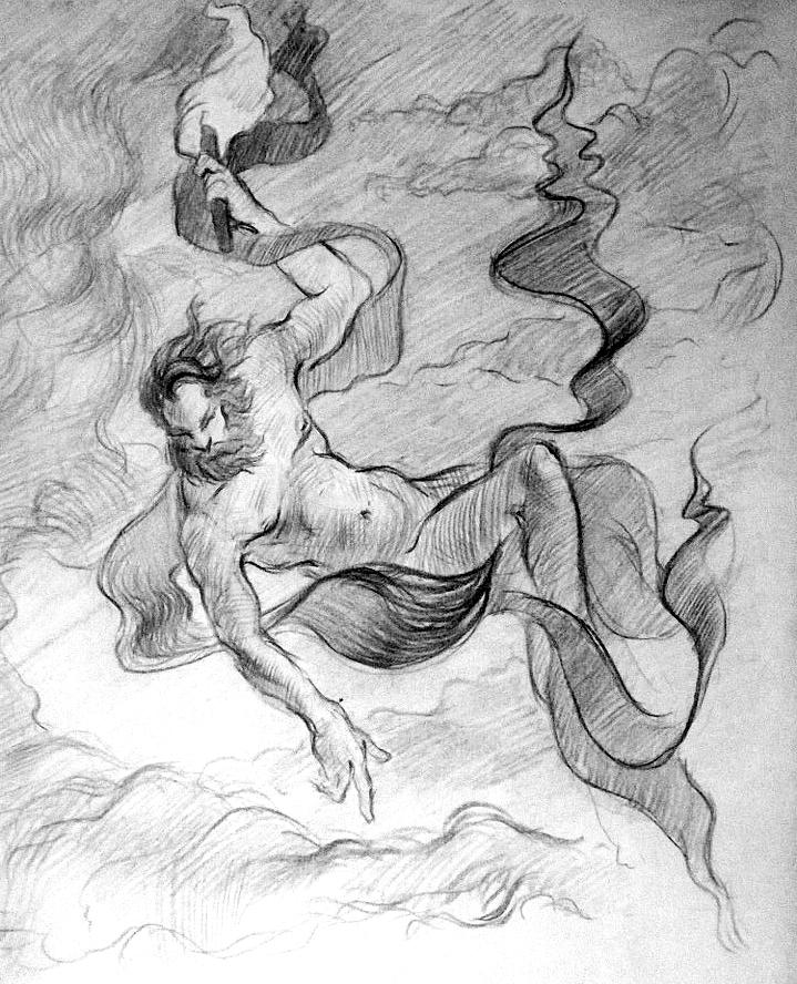 23 чёрно-белые и 1 цветная иллюстрация для книги (конкурс) фото f_67059bdbd982741e.jpg