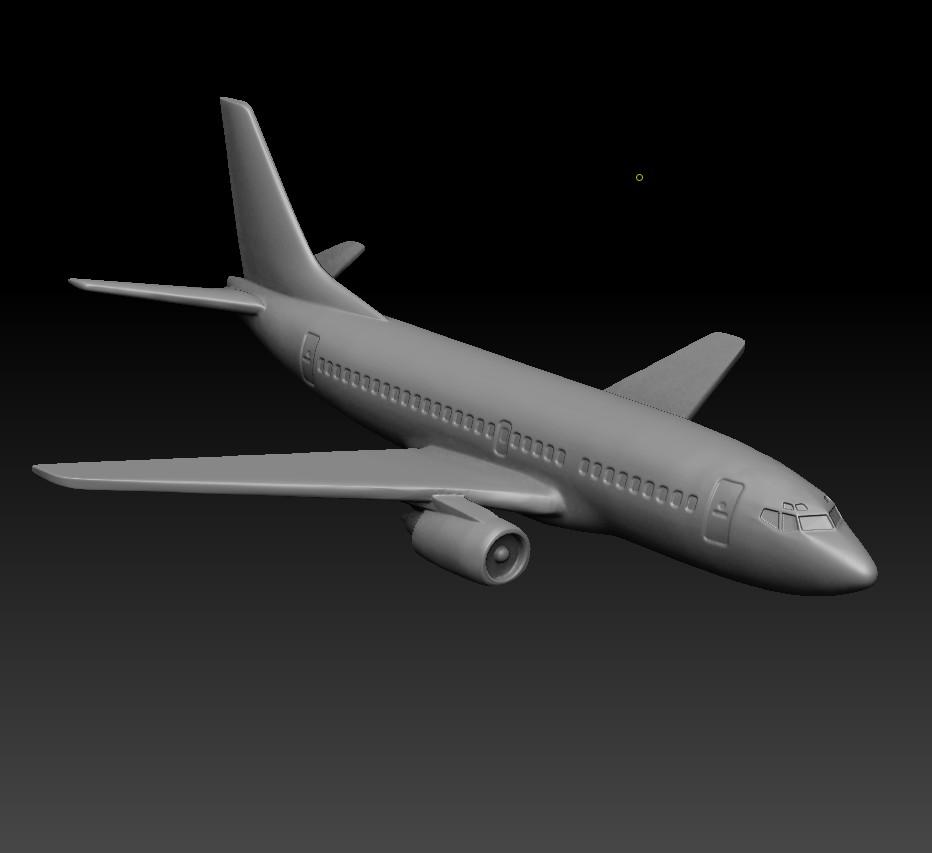 Самолет 3d печать