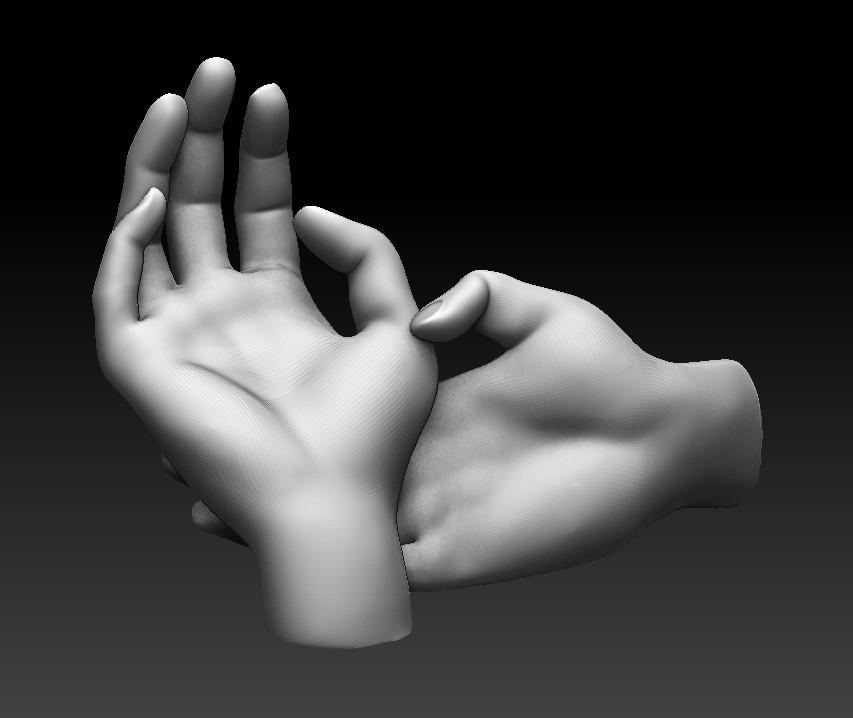 Скульптура Родена 3