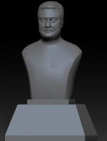 Порошенко, модель под 3d печать