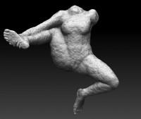 Скульптура Родена 1