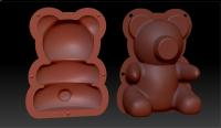 Медведь форма