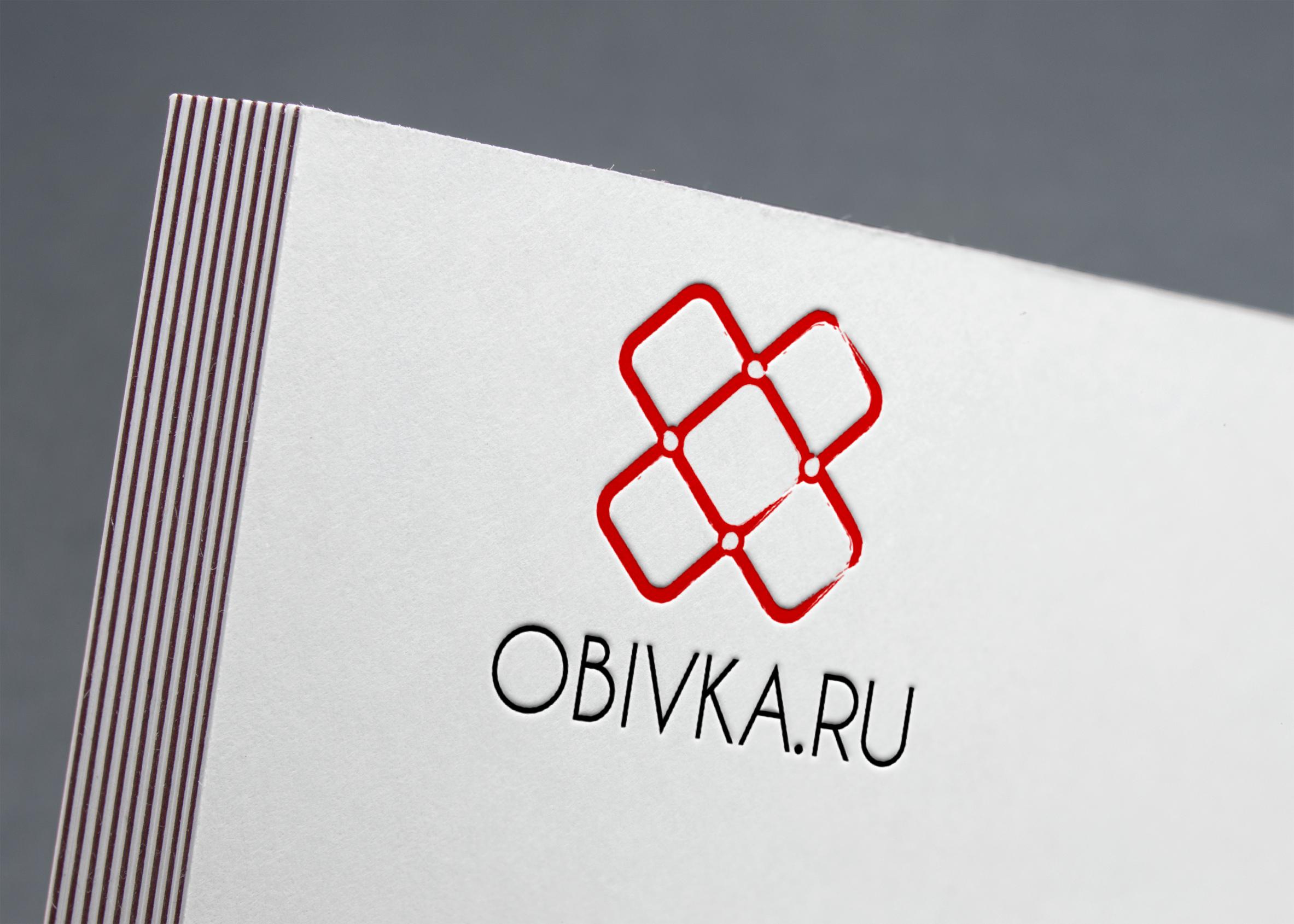 Логотип для сайта OBIVKA.RU фото f_6425c10cdad48b47.jpg