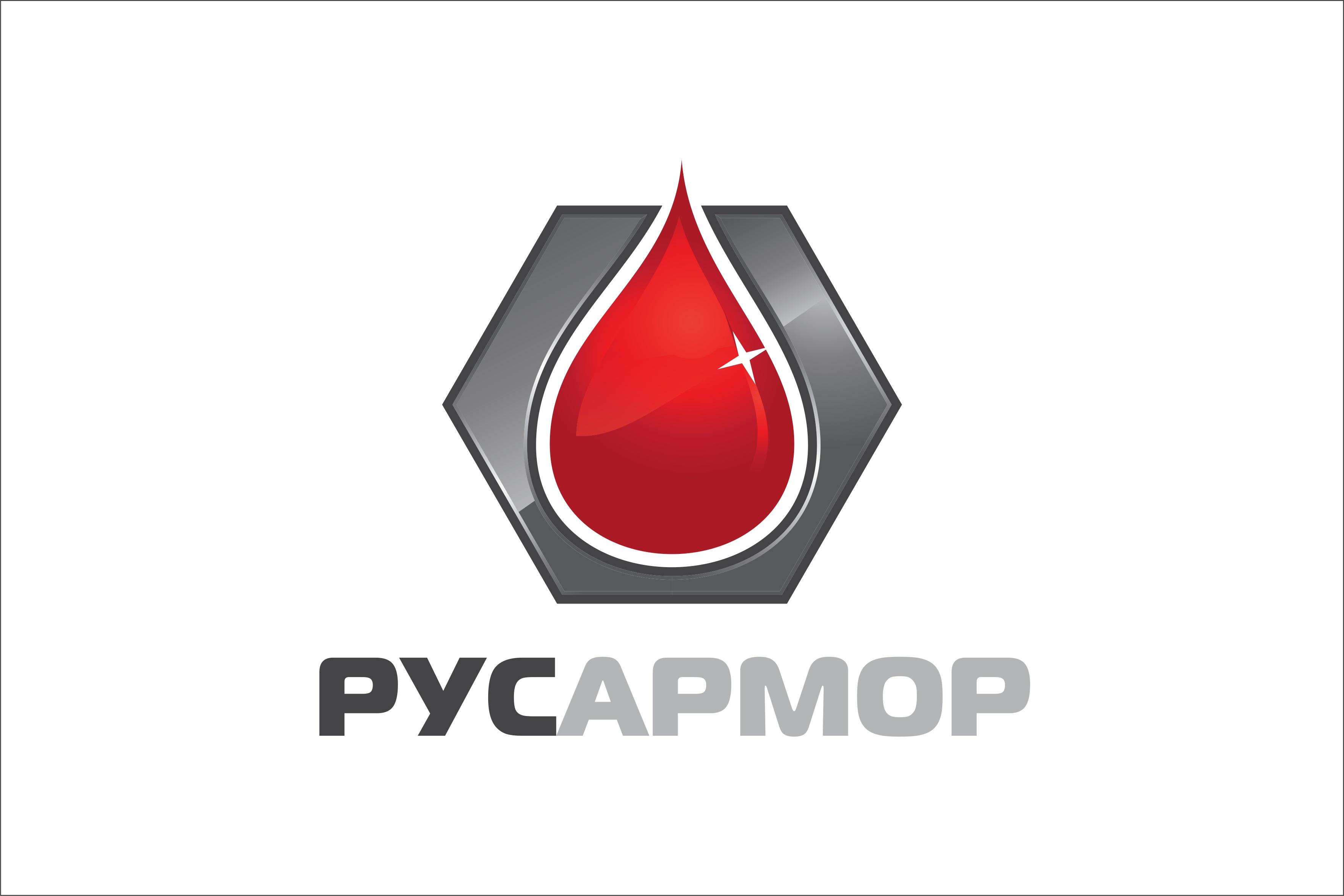 Разработка логотипа технологического стартапа РУСАРМОР фото f_9235a0f437dbf793.jpg