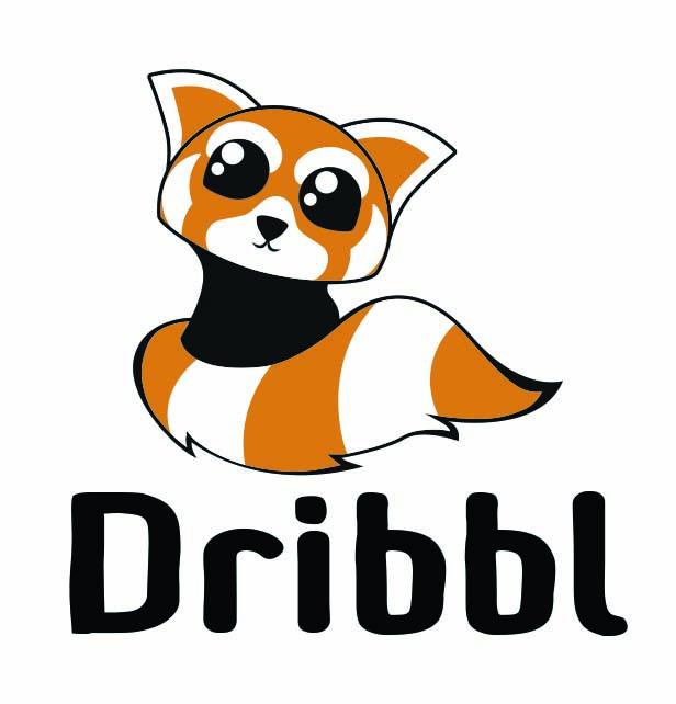 Разработка логотипа для сайта Dribbl.ru фото f_7575a9ea0a137871.jpg