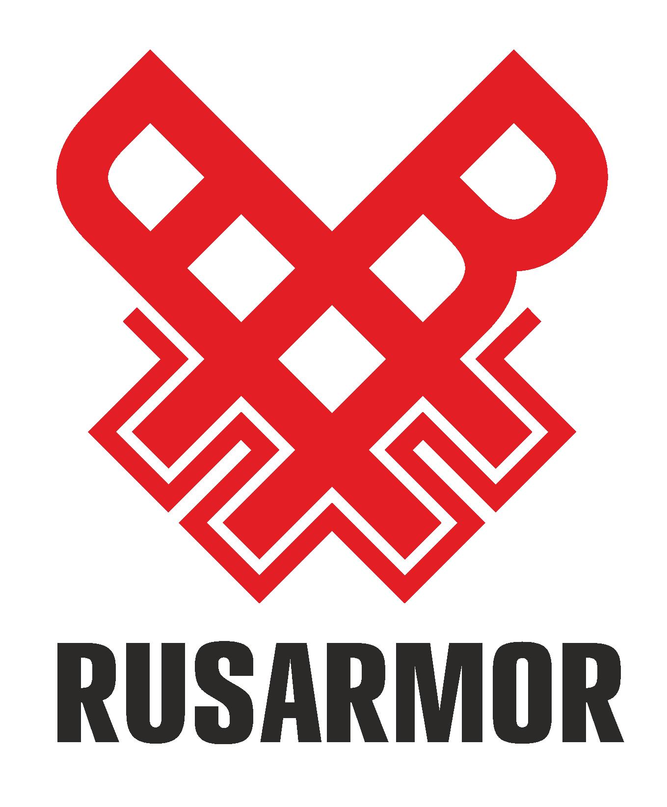 Разработка логотипа технологического стартапа РУСАРМОР фото f_0885a095aca8c89c.png