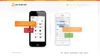 Промо-сайт мобильного приложения