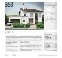Верстка для типовых проектов малоэтажного строительства (6 макетов)