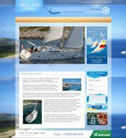 Сайт по аренде яхт
