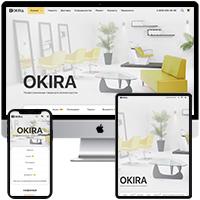 Интернет магазин товаров для салонов красоты - Okira