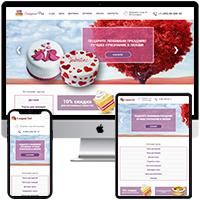 Интернет магазин тортов - CakeRostov