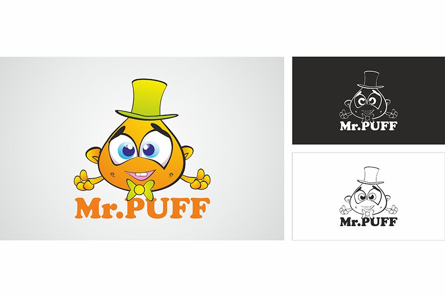 "Конкурсная работа ""mr.Puff"""