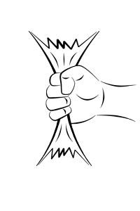 """Разработка логотипа и фирм. стиля для ИМ """"Сила хвата"""" фото f_2615110f11e35148.jpg"""