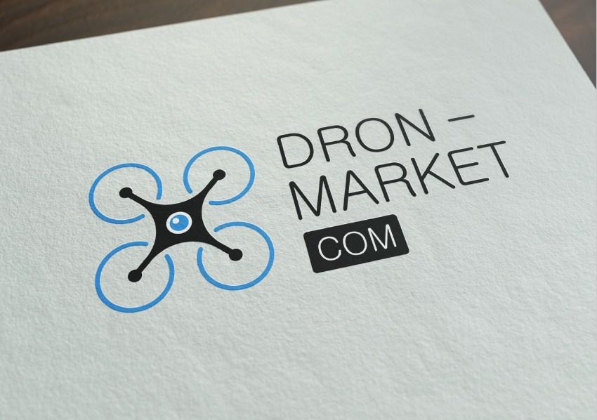 Логотип для компании по продаже квадрокоптеров