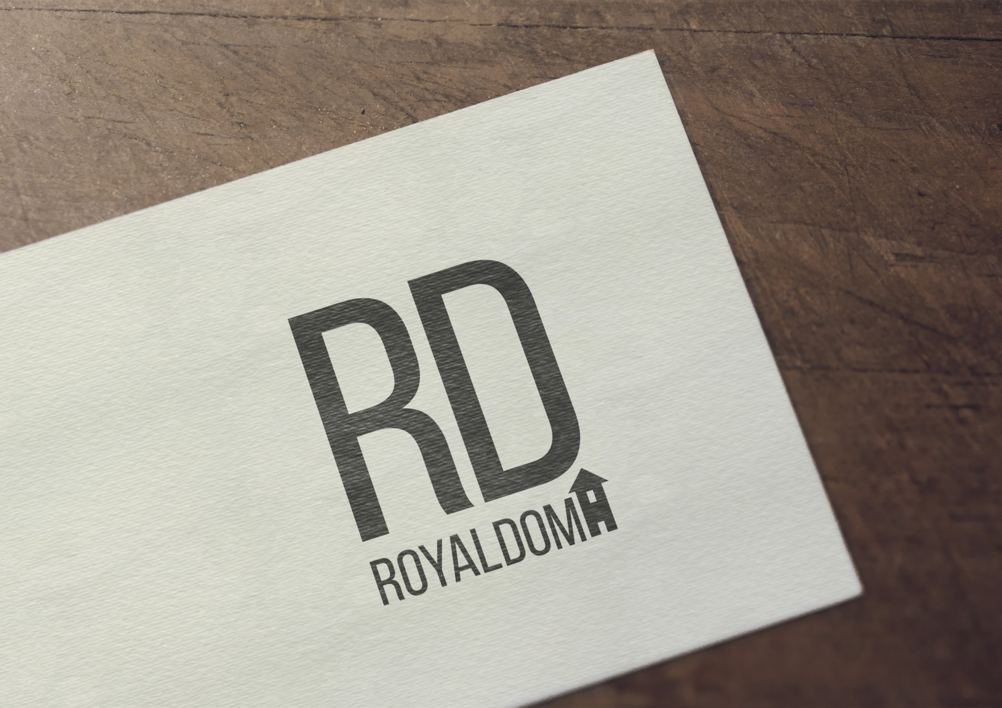 Логотип - RoalDom