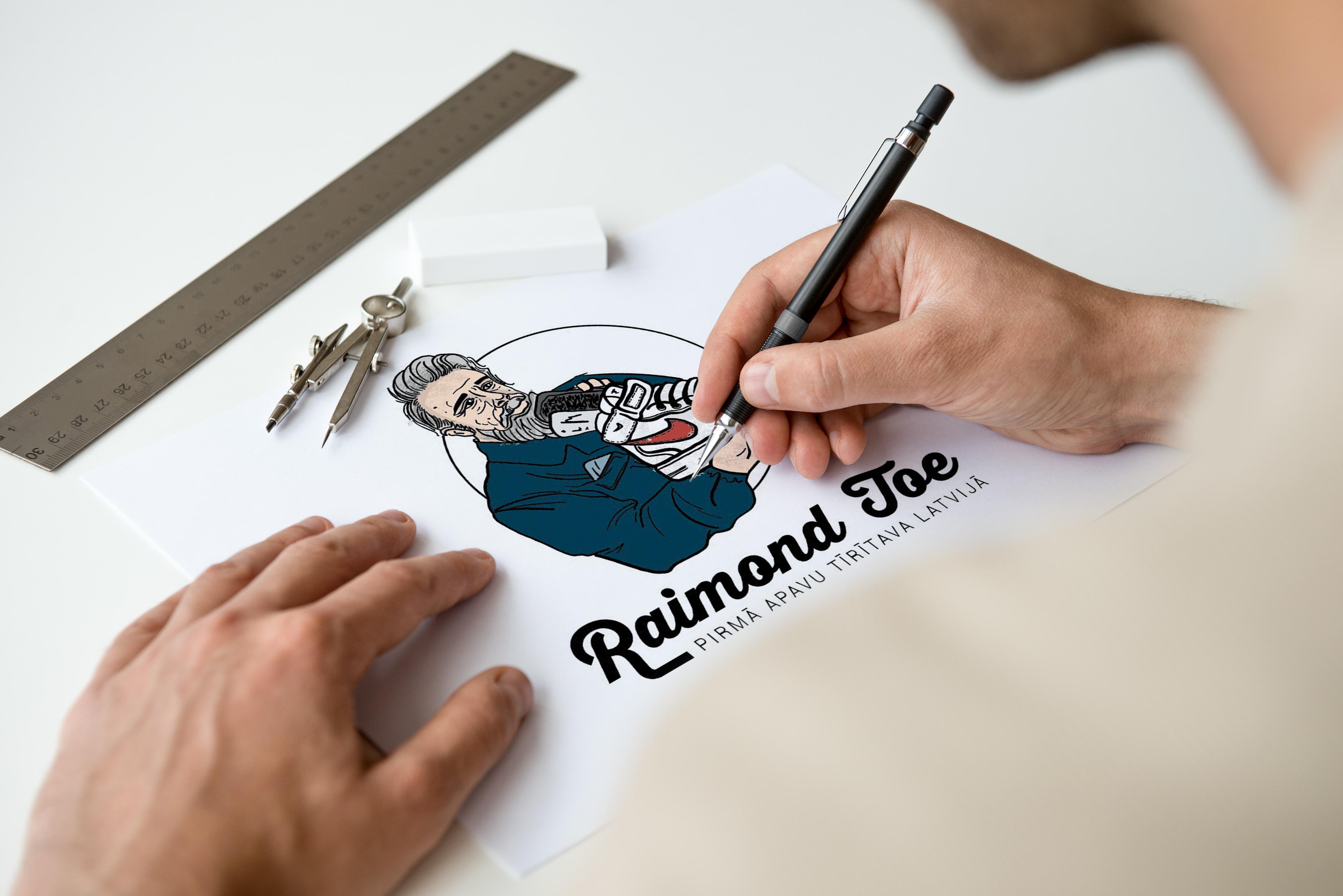 Raimond Joe