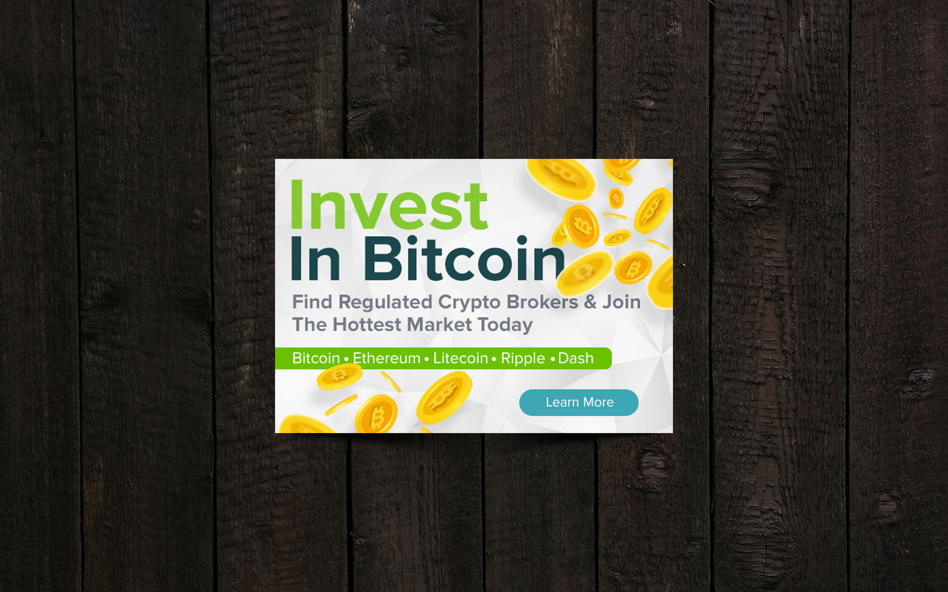 Google Adwords – Invest in Bitcoin
