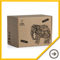 Крафтовая упаковка - WowWaza