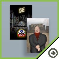 Игровые карточки - Mafia