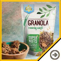 Granola - Crunchy musli