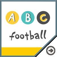 Билборд для детского футбольного клуба ABC football