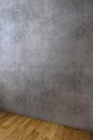 Мокап стена пол