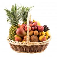 Корзина фрукты