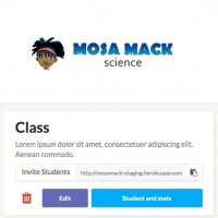 Mosamack - обучающий портал