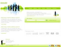 Верстка интернет-магазина доменов