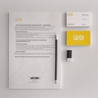коммерческое предложение и визитка Р2С.