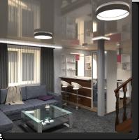 Редизайн гостиной