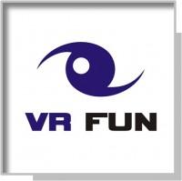 Логотип для аттракционов виртуальной реальности