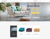 Интернет-магазин дизайнерских диванов и кроватей Conceptico