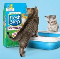 Интернет-магазин FreshStep -  Наполнители для кошачьих туалетов