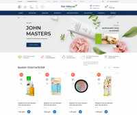 Интернет-магазин органической продукции Vim Naturae