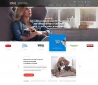 Интернет-магазин дистрибьютера премиальных товаров для животных СУПРЭМО