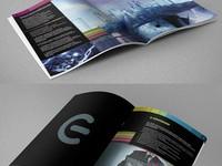 Верстка журнала (буклета, брошюры, лифтлета)
