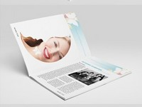 Дизайн буклетов (каталогов, брошюр, маркетинг китов, журналов)