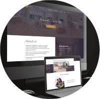 Дизайн сайта - Panoinfo