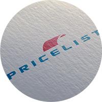 Логотип «PRICELIST»