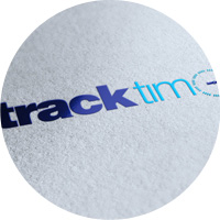 Логотип «TrackTime»