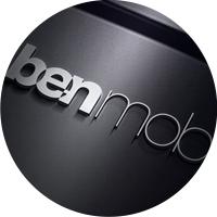 Логотип «BENMOB»