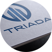 Логотип «TRIADA»