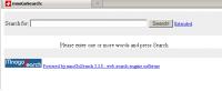 Настройка поисковой системы mnogosearch.