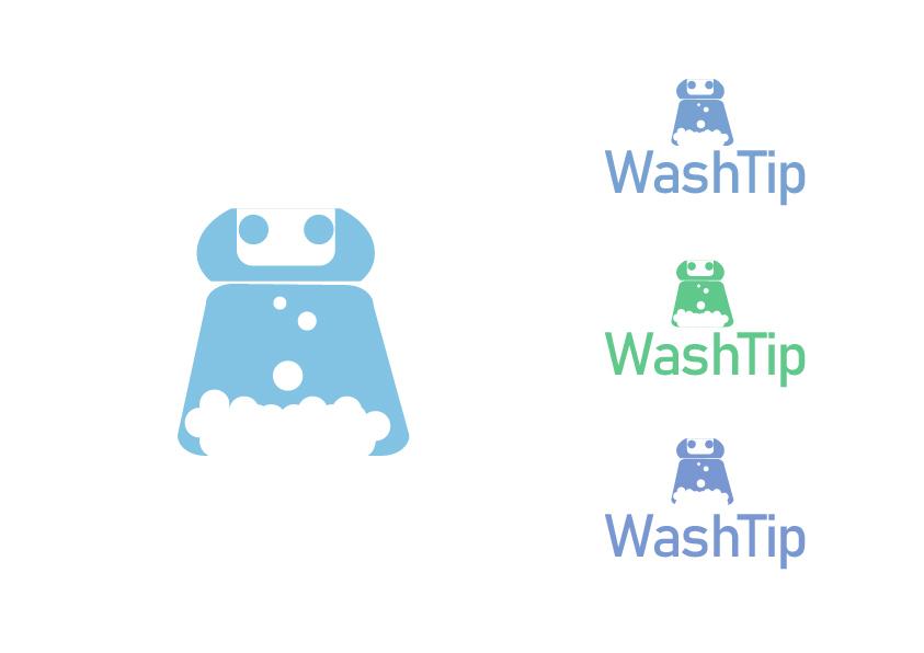 Разработка логотипа для онлайн-сервиса химчистки фото f_4585c038e984f941.jpg