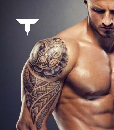 Редизайн логотипа магазина тату оборудования TattooMarket.ru фото f_5855c3a728a3766b.jpg